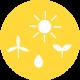 Logo erneuerbare energie